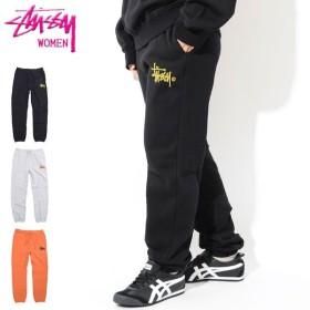 ステューシー パンツ STUSSY レディース WOMEN Basic Logo(stussy pant スウェットパンツ ボトムス ベーシック 2951042 USAモデル 正規)