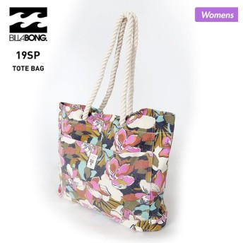 BILLABONG/ビラボン レディース トートバッグ 大型 ラージサイズ 大容量 かばん 鞄 ショルダーバッグ AJ013-909