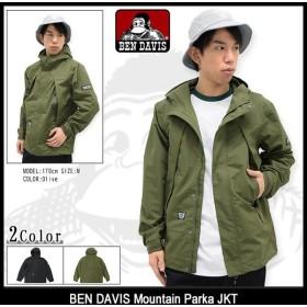 ベンデイビス BEN DAVIS ジャケット メンズ マウンテン パーカー(C-7380000 Mountain Parka JKT ナイロンジャケット アウター)