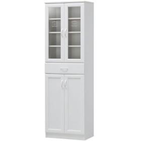 食器棚 セシルナ 幅57cm 高さ181cm 幅566 奥行357 高さ1803mm キッチン収納 食器棚 キッチンボード ダイニングングボード
