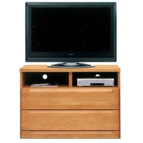 テレビ台 ローボード ハイタイプテレビ台 テレビボード TV台 AVボード スカーレット 幅106cm 高さ75cm ナチュラル 幅1053 奥行460 高さ745mm