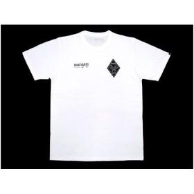 ステューシー STUSSY×NEIGHBORHOOD By 42 Tシャツ 半袖 ネイバーフッド コラボ(stussy tee ティーシャツ ボーンヤーズ2 Wネーム メンズ男性用 0900031)