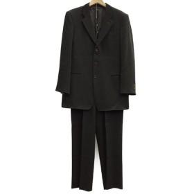 アルマーニコレッツォーニ ウール混 3つボタン スーツ メンズ SIZE 50 (XL以上) ARMANI COLLEZIONI 中古