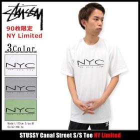 ステューシー STUSSY Tシャツ メンズ Canal Street NY限定 3903048