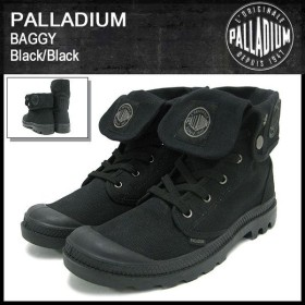 パラディウム PALLADIUM ブーツ バギー Black/Black メンズ 男性用(palladium BAGGY Black/Black 02353-060)