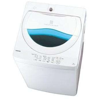 TOSHIBA/東芝 AW-5G5-W 全自動洗濯機 (グランホワイト) [配達日、時間指定不可]