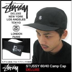 ステューシー STUSSY 60/40 Camp キャップ デラックス(stussy cap deluxe キャップ メンズ 男性用 4032016)