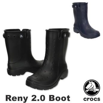 クロックス CROCS レニー 2.0 ブーツ reny 2.0 boot メンズ レディース 長靴 レインブーツ 男女兼用 [CC]