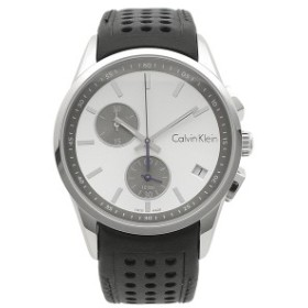 カルバンクライン 腕時計 メンズ CALVIN KLEIN K5A371.C6 ブラック