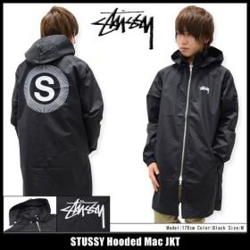 ステューシー STUSSY ジャケット メンズ Hooded Mac(stussy JKT ナイロンジャケット アウター ブルゾン メンズ・男性用 115277)