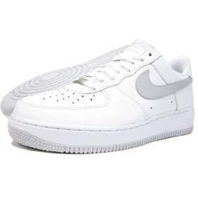 NIKE(ナイキ) AIR FORCE 1 LOW 07 White/Neutral Grey icons Exclusive