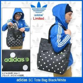 アディダス adidas SC トート バッグ ブラック/ホワイト 限定(Adidas SC Tote Bag Black/White Limited メンズ & レディース F93024)