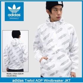 アディダス adidas ジャケット メンズ トレフォイル AOP ウィンドブレーカー オリジナルス(Trefoil AOP Windbreaker JKT Originals BQ2057)