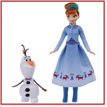 ディズニー アナと雪の女王 家族の思い出 ロイヤルフレンズ アナ 4904810109181