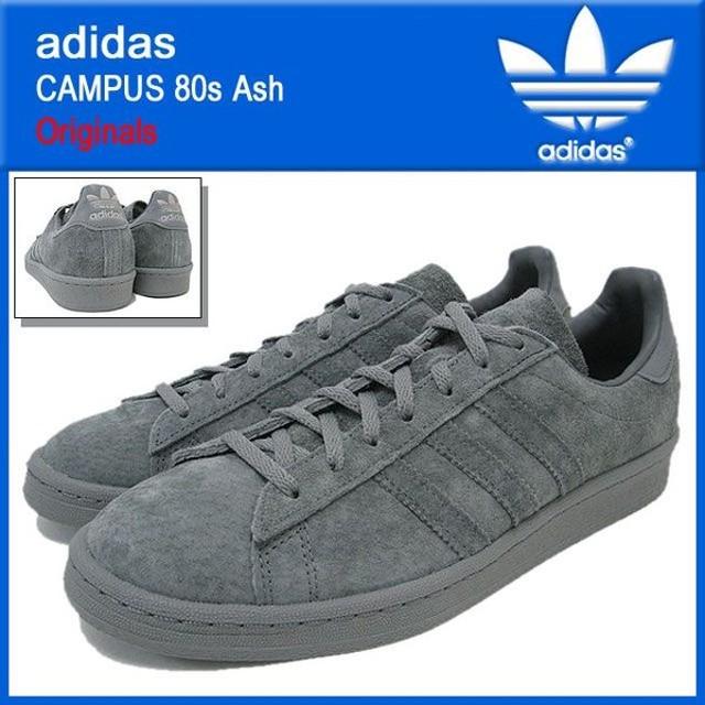 アディダス adidas スニーカー キャンパス 80s Ash オリジナルス メンズ(男性用) (adidas CAMPUS 80s Ash Originals M20930)
