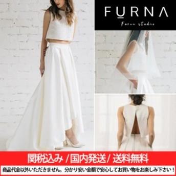 ウエディングドレス セパレート 二次会 フィッシュテール 結婚式 花嫁 ドレス ウェディングドレス 購入 安い セット スカート 花嫁ドレス