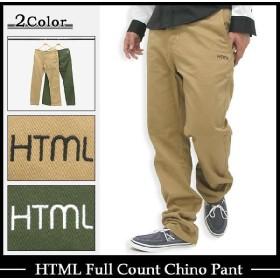 エイチ・ティー・エム・エル html フル カウント チノ パンツ(HTML Full Count Chino Pant)
