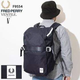 フレッドペリー リュック FRED PERRY ベンタイル スクエア バックパック 日本企画(F9554 Ventile Square Backpack JAPAN LIMITED デイパック)