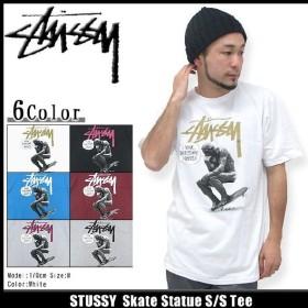ステューシー STUSSY Skate Statue Tシャツ 半袖(stussy tee ティーシャツ T-SHIRTS トップス メンズ・男性用 1903250)
