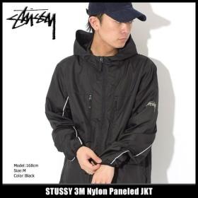 ステューシー STUSSY ジャケット メンズ 3M Nylon Paneled(stussy JKT アウター ブルゾン 男性用 115384)
