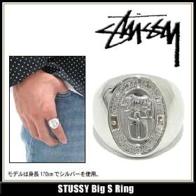 ステューシー STUSSY リング Big S リング(stussy ring 指輪 メンズ 男性用 0380220)