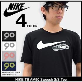 ナイキ NIKE Tシャツ 半袖 メンズ TB AM90 スウッシュ(nike TB AM90 Swoosh S/S Tee カットソー トップス 男性用 834627)
