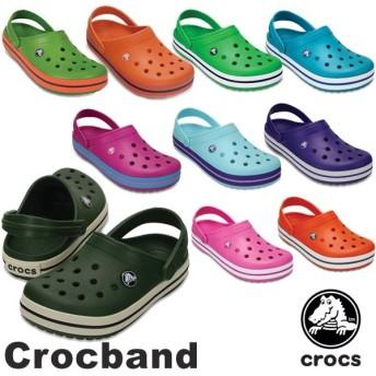 クロックス CROCS クロックス クロックバンド Crocband 11016 メンズ レディース 大人用 サンダル[BB]