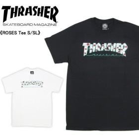 スラッシャー THRASHER  ROSES Tee S/SL  TH144518 TH144519  メンズ 半袖 Tシャツ[AA-2]