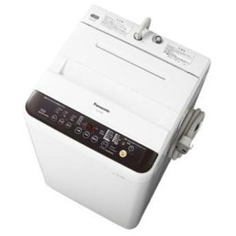 パナソニック 7.0kg 全自動洗濯機 ブラウン Panasonic NA-F70PB9-T
