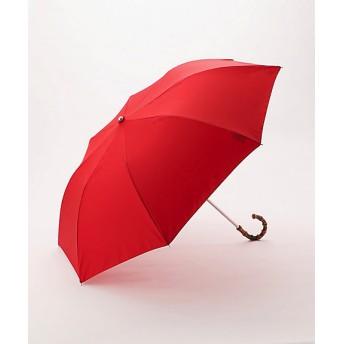 <ボンボンストア> スタンダードボンボンストア折りたたみ雨傘 レッド 【三越・伊勢丹/公式】