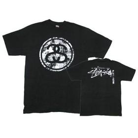 ステューシー STUSSY Link Collage Tシャツ 半袖(stussy tee ティーシャツ メンズ 男性用 1902406)