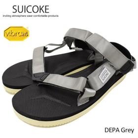 スイコック SUICOKE サンダル メンズ 男性用 DEPA Grey(suicoke DEPA デパ vibram ビブラムソール スポーツサンダル OG-022-19)