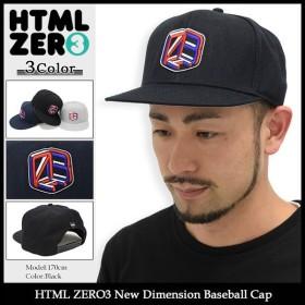 エイチティエムエル ゼロスリー HTML ZERO3 キャップ メンズ ニュー ディメンション ベースボールキャップ(New Dimension Baseball Cap)