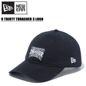NEW ERA 9THIRTY THRASHER 3ロゴキャップ