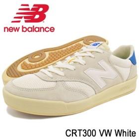 ニューバランス new balance スニーカー メンズ 男性用 CRT300 VW White(newbalance CRT300 VW CRT300-VW)
