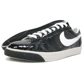 NIKE(ナイキ) BLAZER LOW CLASSIC PREMIUM Black/White Nike Shop