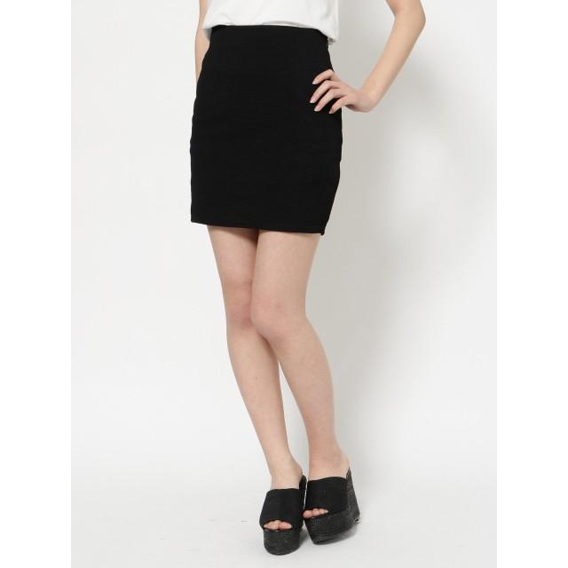 ミニスカート - RESEXXY ベーシックリップルカットスカート