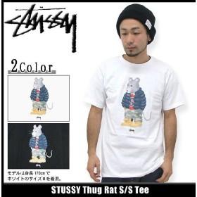 ステューシー STUSSY Thug Rat Tシャツ 半袖(stussy tee ティーシャツ T-SHIRTS トップス メンズ・男性用 1903183)