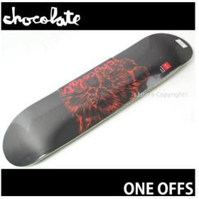 チョコレート ワン オフ CHOCOLATE ONE OFFS スケートボード デッキ 板 シグネチャー ストリート 国内正規品 SKATE カラー:C.ロバーツ サイズ:7.625×31.12