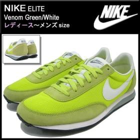 ナイキ NIKE スニーカー エリート Venom Green/White メンズ(男性用) (nike ELITE SNEAKER MENS・靴 シューズ 311082-307)