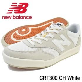 ニューバランス new balance スニーカー メンズ 男性用 CRT300 CH White(newbalance CRT300 CH ホワイト CRT300-CH)