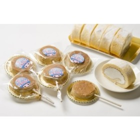 みりん粕のロールケーキと凍るみぷりん H012-007