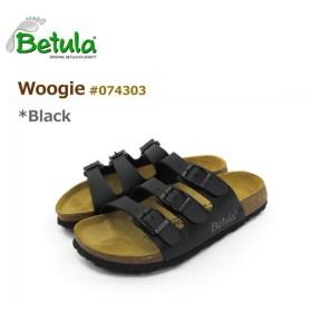 ベチュラ サンダル ウギー ブラック メンズ レディース ユニセックス Betula Woogie #074303 〔SK〕