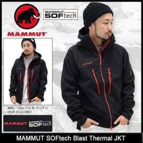 マムート MAMMUT ジャケット メンズ ソフテック ブラスト サーマル(SOFtech Blast Thermal JKT マウンテンパーカー アウトドア 1010-19780)