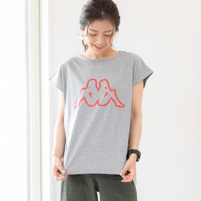 Tシャツ - LAPULE kappa フレンチスリーブT