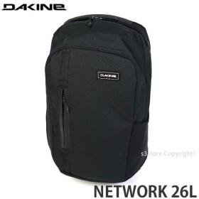 ダカイン ネットワーク 26L DAKINE NETWORK 26L 旅行 リュック アウトドア タウンユース BAG PACK カラー:BLACK
