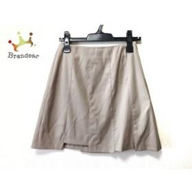 ホコモモラ JOCOMOMOLA スカート サイズ40 XL レディース 美品 ベージュ   スペシャル特価 20190908