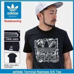 アディダス adidas Tシャツ 半袖 メンズ ターミナル ラッドネス オリジナルス(adidas Terminal Radness S/S Tee Originals 男性用 BJ8691)