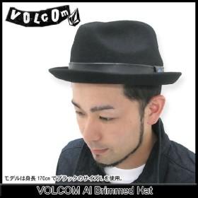 ボルコム VOLCOM アル ブリムド ハット(VOLCOM Al Brimmed Hat ハット メンズ 男性用 D5631202)