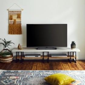 コンクリート調天板のテレビ台